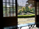 びわこ文化公園の 「茶室 夕照庵」